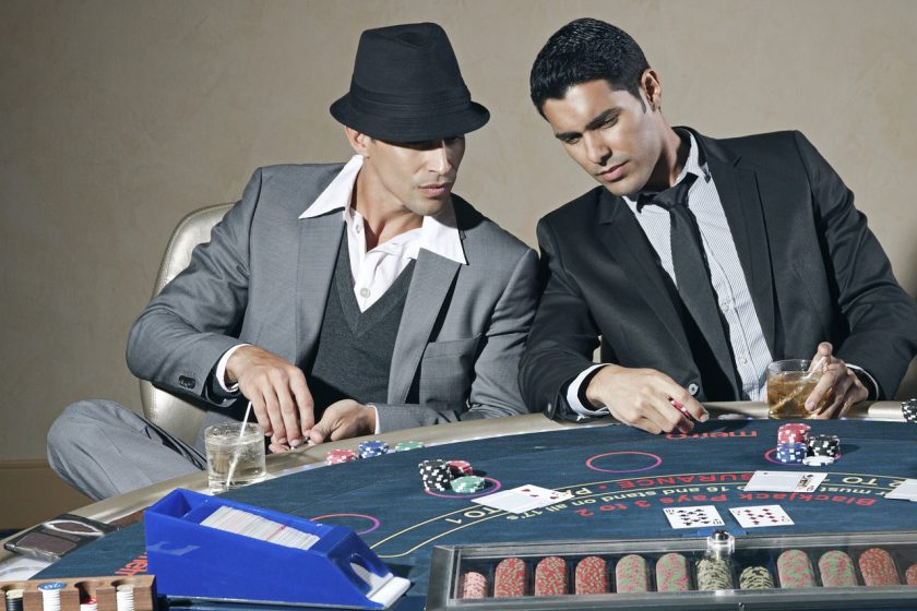 casino games hire