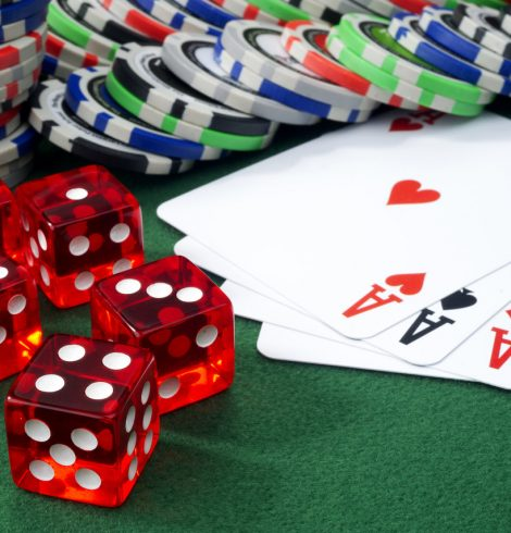 Variabel luar biasa di Playing Web online casino